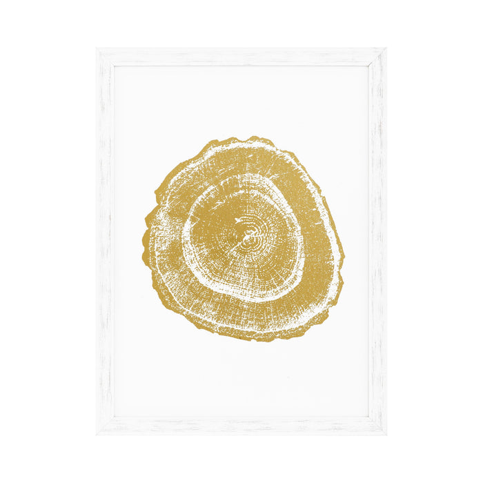 Buy online latest and high quality Gold Foil: Tree Rings set of 4 Prints from Eichholtz | Modern Lighting + Decor