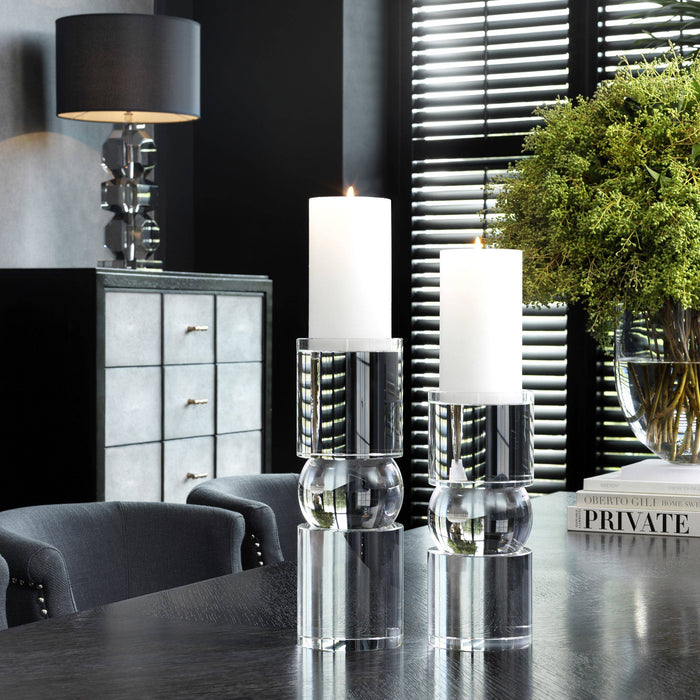 Buy online latest and high quality Earls Court S Candle Holder from Eichholtz | Modern Lighting + Decor