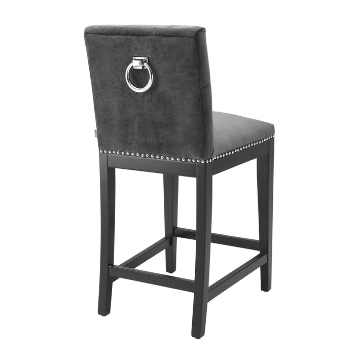 Buy online latest and high quality Counter Domino Stool from Eichholtz | Modern Lighting + Decor