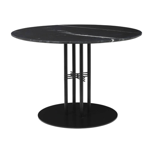 Buy online latest and high quality TS Column 110 Dining Table from Gubi | Modern Lighting + Decor