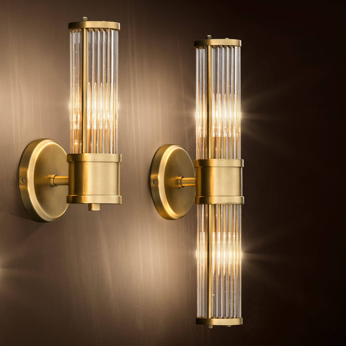 Claridges Double Wall Lamp from Eichholtz | Modern Lighting + Decor