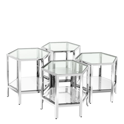 Buy online latest and high quality Aramis set of 4 Coffee Table from Eichholtz | Modern Lighting + Decor