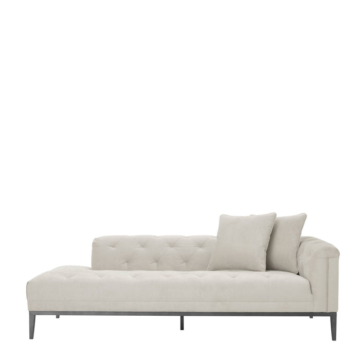 Cesare right Lounge Sofa   by Eichholtz | Modern Lighting + Decor