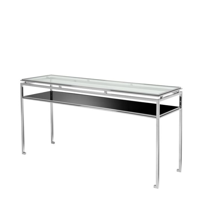 Console Calvin L Table   by Eichholtz | Modern Lighting + Decor