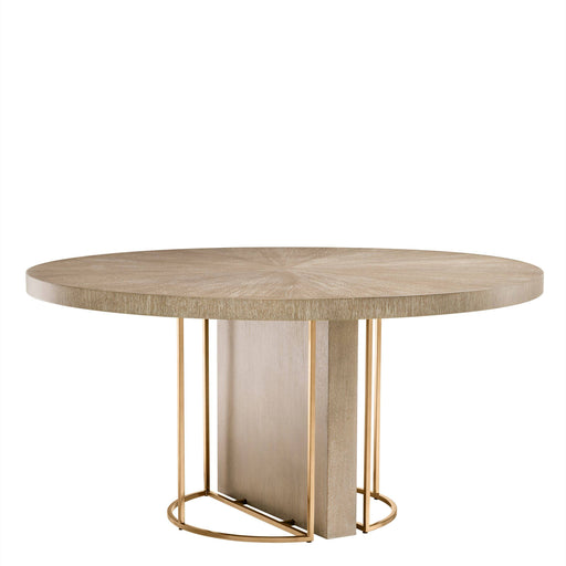 Buy online latest and high quality Remington ø 152 cm Dining Table from Eichholtz | Modern Lighting + Decor