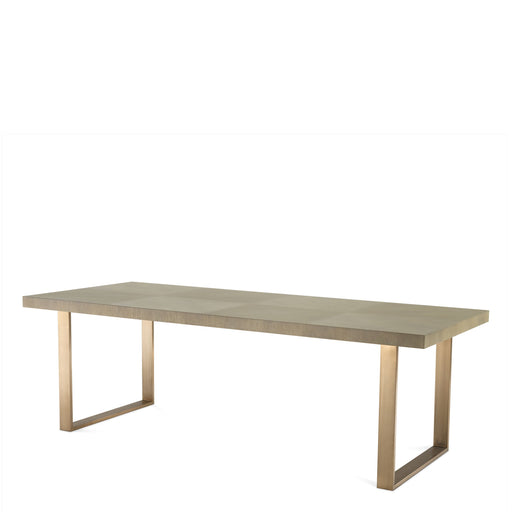 Buy online latest and high quality Remington 230 cm Dining Table from Eichholtz | Modern Lighting + Decor