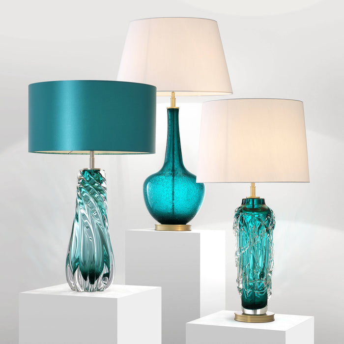 Buy online latest and high quality Torian Table Lamp from Eichholtz | Modern Lighting + Decor