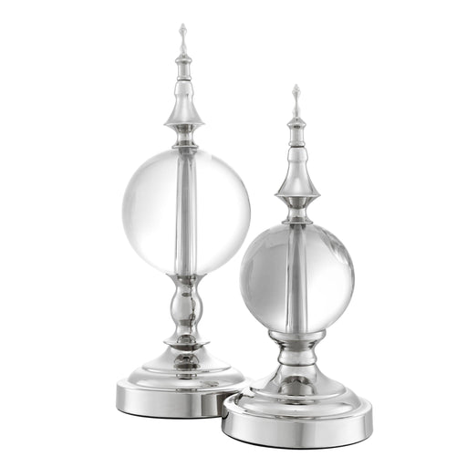 Buy online latest and high quality Zamora set of 2 Object from Eichholtz | Modern Lighting + Decor