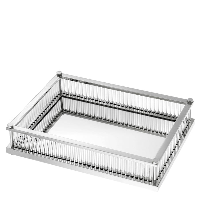 Buy online latest and high quality Cora rectangular Tray from Eichholtz | Modern Lighting + Decor