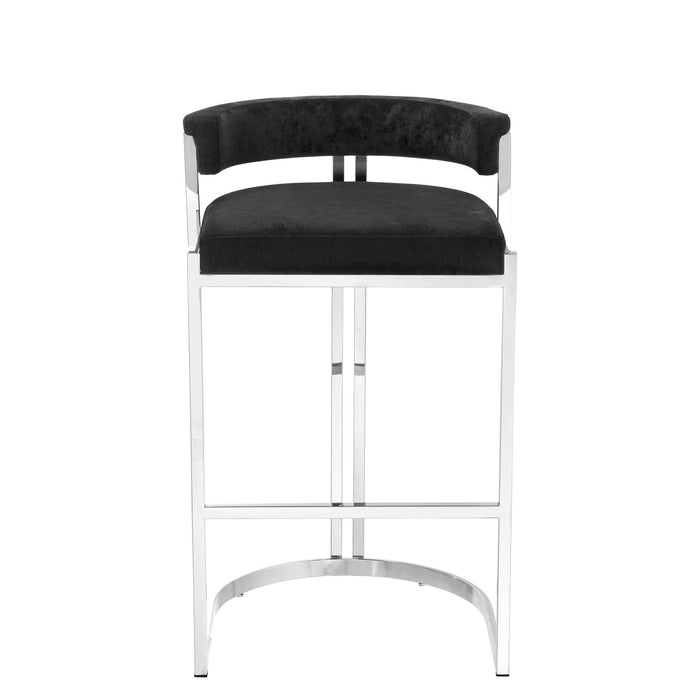 Dante Counter Stool   by Eichholtz | Modern Lighting + Decor
