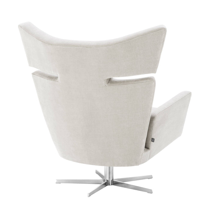Buy online latest and high quality Swivel Eduardo Chair from Eichholtz | Modern Lighting + Decor