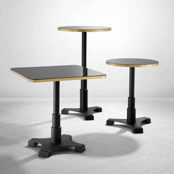 Dining Avoria Square Table   by Eichholtz | Modern Lighting + Decor