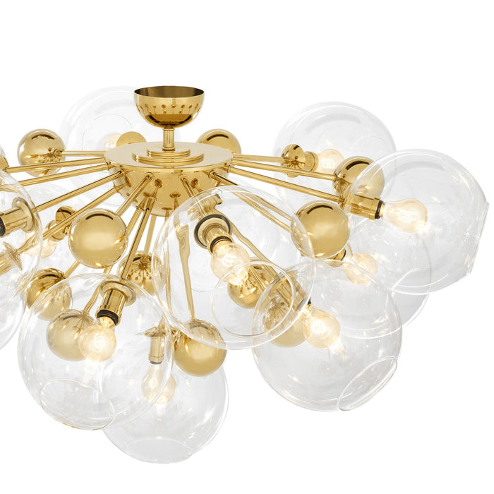 Buy online latest and high quality Soleil Ceiling Lamp from Eichholtz | Modern Lighting + Decor