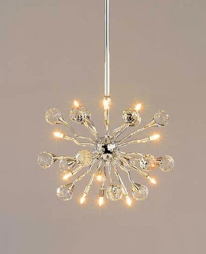 Galaxy chandelier 2329/12/35 from Orion | Modern Lighting + Decor