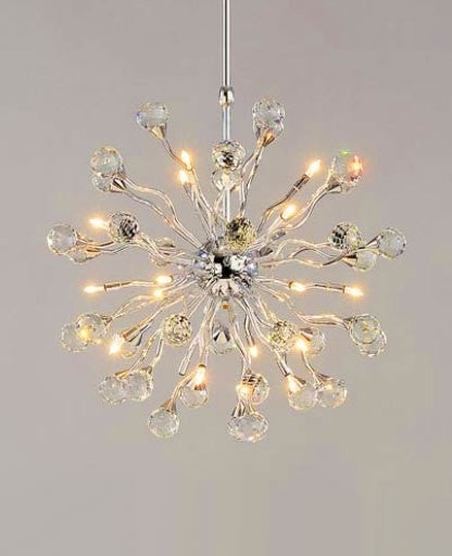 Swarovski chandelier 2329/18/45 from Orion | Modern Lighting + Decor