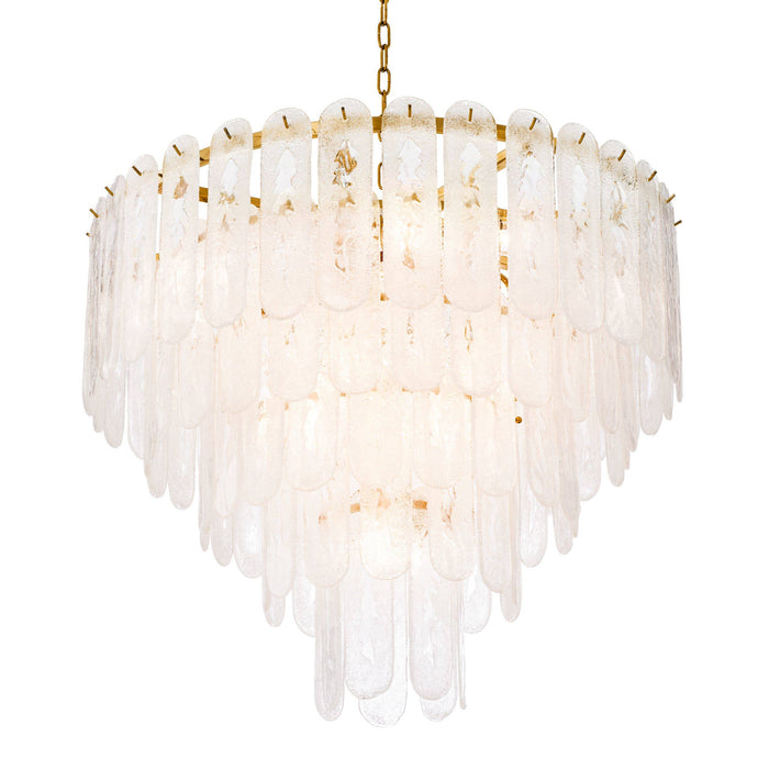 Riveria - UL Chandelier from Eichholtz | Modern Lighting + Decor