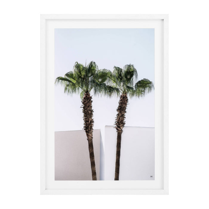 Buy online latest and high quality Palm Trees set of 2 Prints from Eichholtz | Modern Lighting + Decor