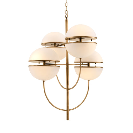Spiridon Chandelier from Eichholtz | Modern Lighting + Decor