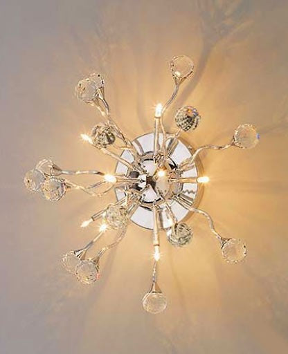 Buy online latest and high quality Galaxy wall/ceiling light 2-837/9 from Orion | Modern Lighting + Decor