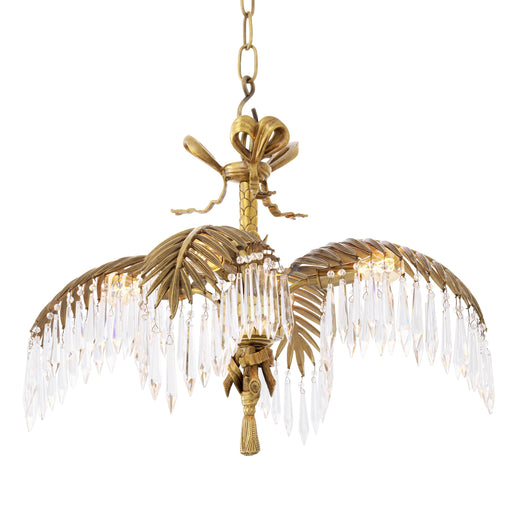 Hildebrandt S Chandelier from Eichholtz | Modern Lighting + Decor