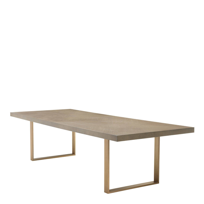 Dining Remington 300 cm Table   by Eichholtz | Modern Lighting + Decor