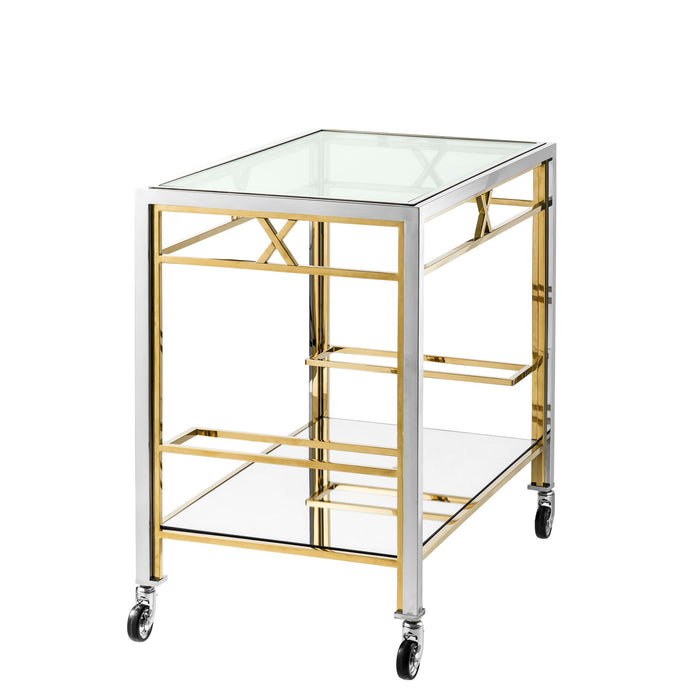 Buy online latest and high quality Lindon Trolley from Eichholtz | Modern Lighting + Decor