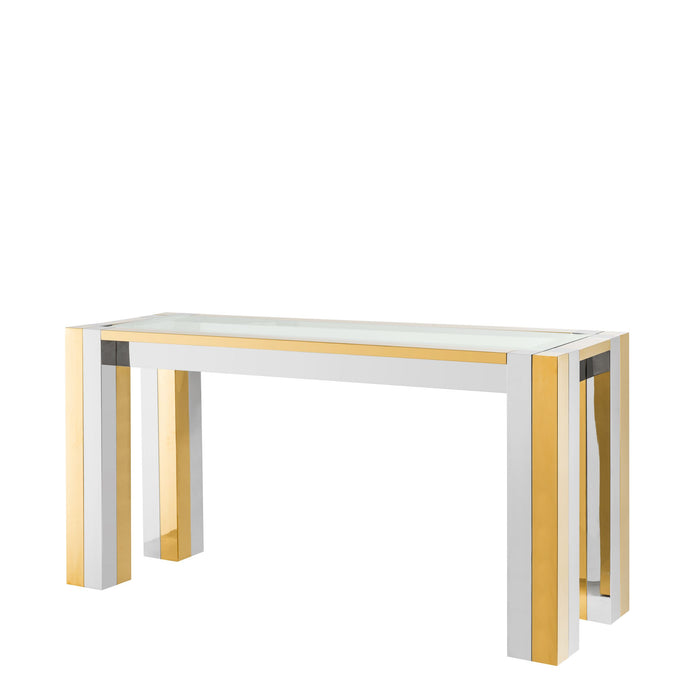 Console Titan Table   by Eichholtz | Modern Lighting + Decor