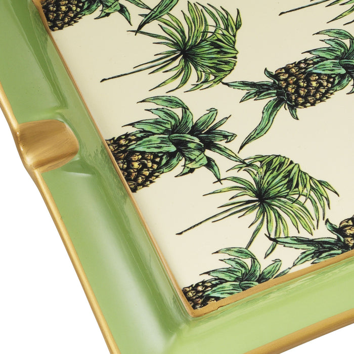 Buy online latest and high quality Pineapple Ashtray from Eichholtz | Modern Lighting + Decor
