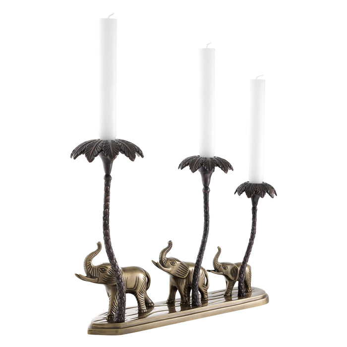 Trio Candle Holder   by Eichholtz | Modern Lighting + Decor