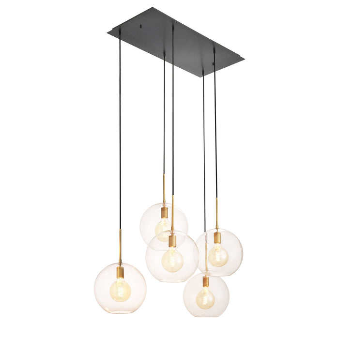 Buy online latest and high quality Tango 5 light - UL Chandelier from Eichholtz | Modern Lighting + Decor