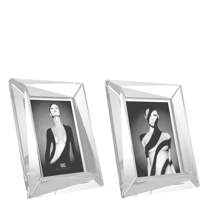 Obliquity L set of 2 Picture Frame   by Eichholtz | Modern Lighting + Decor