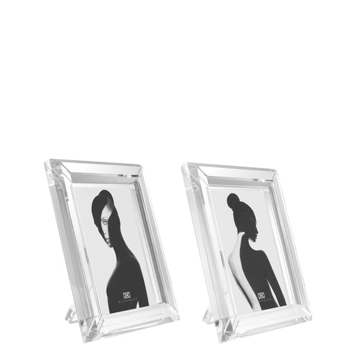 Theory L set of 2 Picture Frame   by Eichholtz | Modern Lighting + Decor