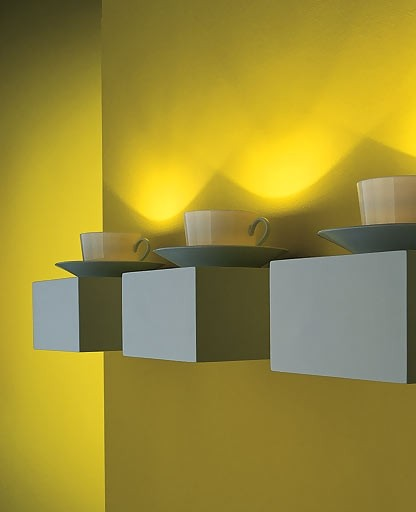 Coffee light wall sconce from Anthologie Quartett | Modern Lighting + Decor