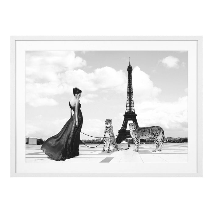 Buy online latest and high quality Trocadero View Print from Eichholtz | Modern Lighting + Decor