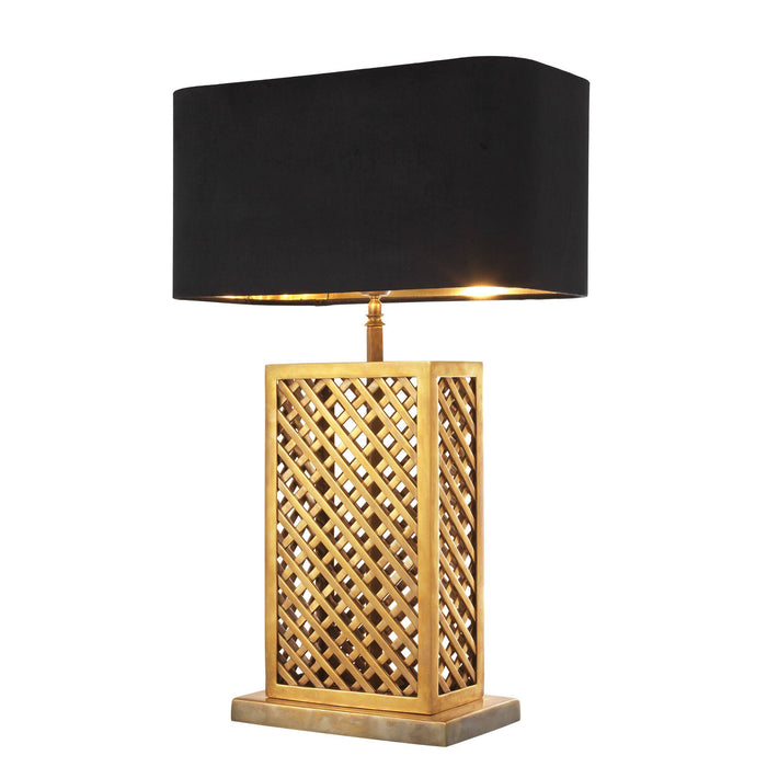 Buy online latest and high quality Idyllwild Table Lamp from Eichholtz | Modern Lighting + Decor