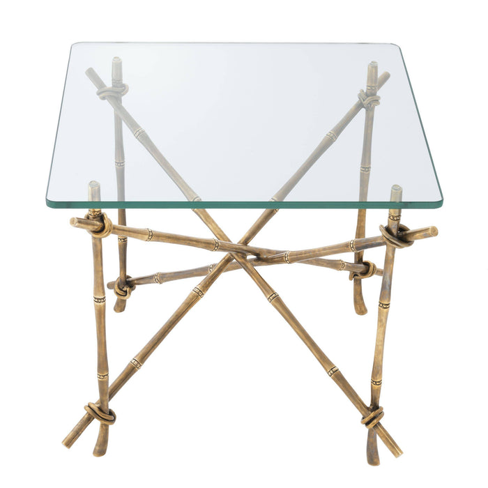 Buy online latest and high quality Side Kahala Table from Eichholtz | Modern Lighting + Decor