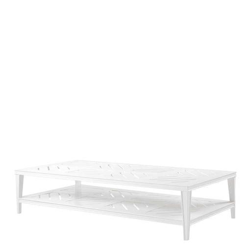 Buy online latest and high quality Bell Rive Rectangular Coffee Table from Eichholtz | Modern Lighting + Decor
