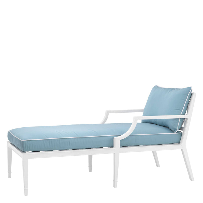 Buy online latest and high quality Chaise Longue Bella Vista from Eichholtz | Modern Lighting + Decor