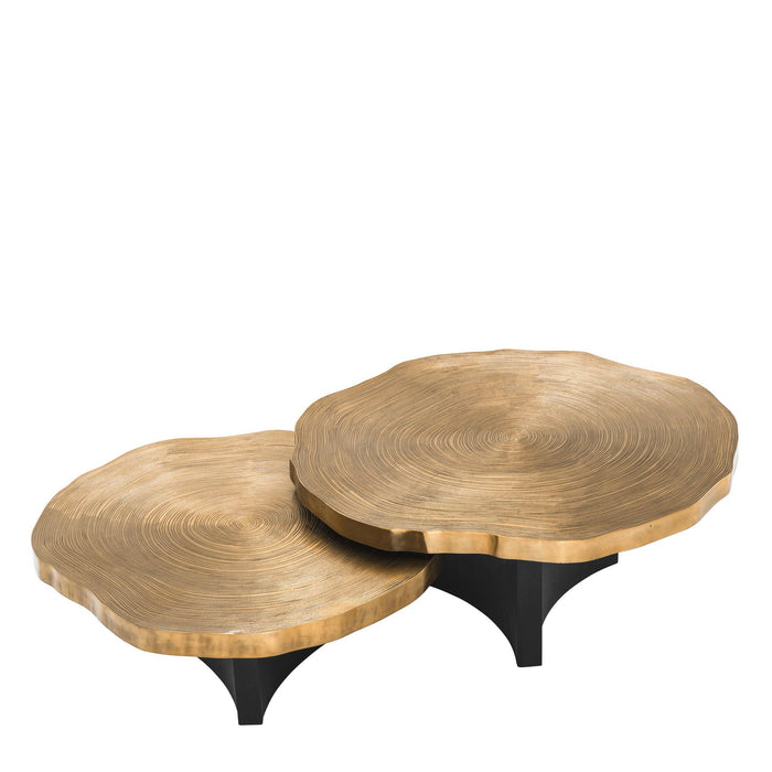 Thousand Oaks set of 2 Coffee Table   by Eichholtz | Modern Lighting + Decor