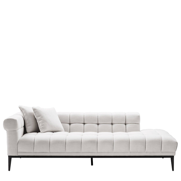Buy online latest and high quality Aurelio left Lounge Sofa from Eichholtz | Modern Lighting + Decor