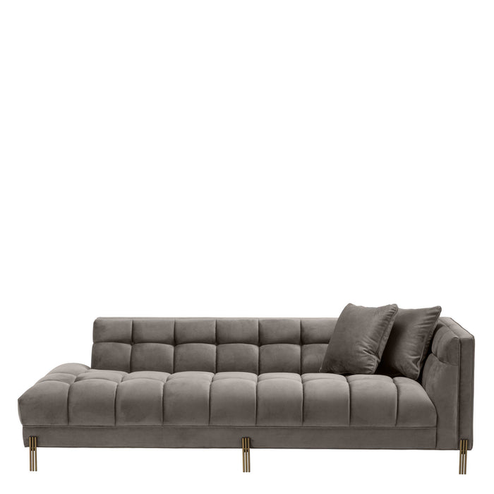 Buy online latest and high quality Sienna right Lounge Sofa from Eichholtz | Modern Lighting + Decor