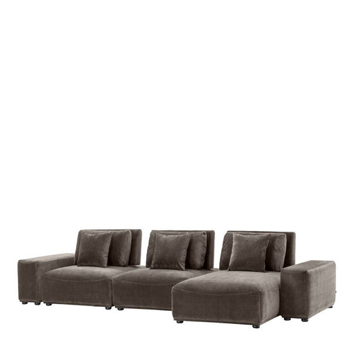 Mondial Lounge Sofa   by Eichholtz | Modern Lighting + Decor