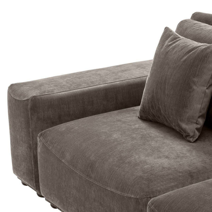 Buy online latest and high quality Mondial Lounge Sofa from Eichholtz | Modern Lighting + Decor