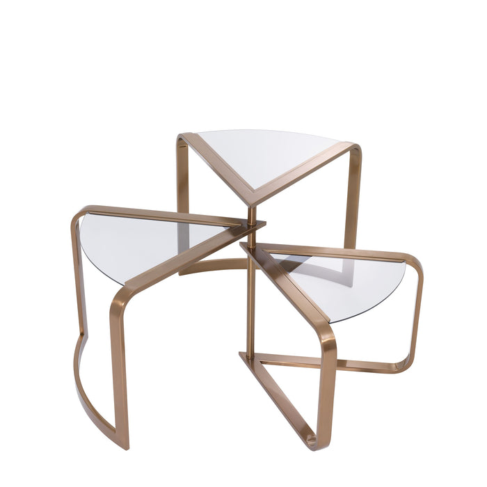 Buy online latest and high quality Side Gilmore Table from Eichholtz | Modern Lighting + Decor