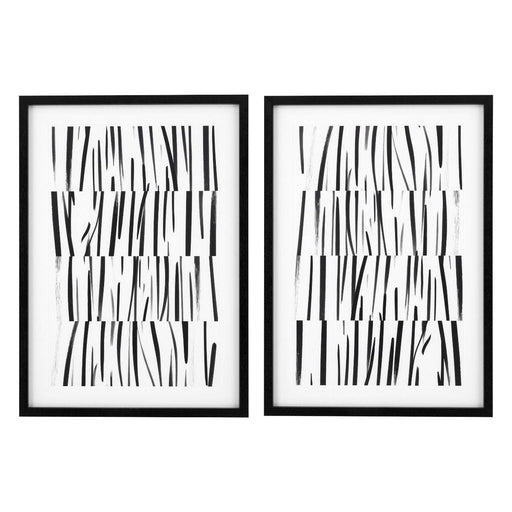 Melotti, Study of Cloth Drawing set of 2 Prints   by Eichholtz | Modern Lighting + Decor