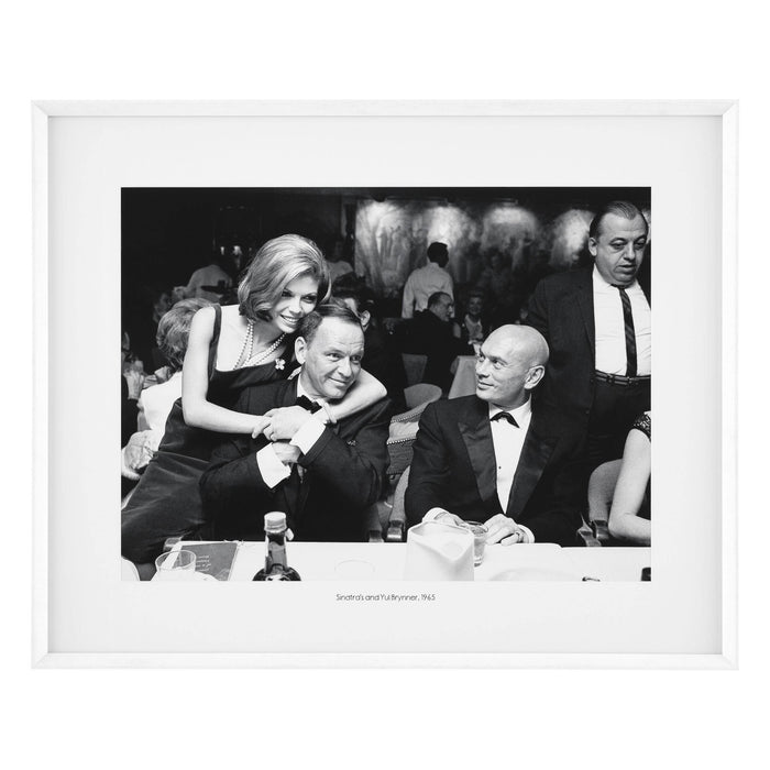 Buy online latest and high quality Sinatra's and Yul Brynner Print from Eichholtz | Modern Lighting + Decor