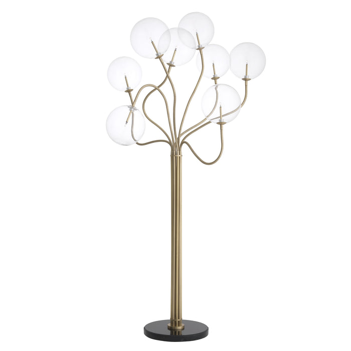 Buy online latest and high quality Antique Brass Tree Floor Lamp | Eichholtz Elon from Eichholtz | Modern Lighting + Decor