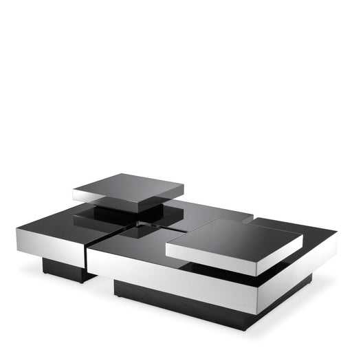 Buy online latest and high quality Silver Tray Coffee Table Set | Eichholtz Nio from Eichholtz | Modern Lighting + Decor