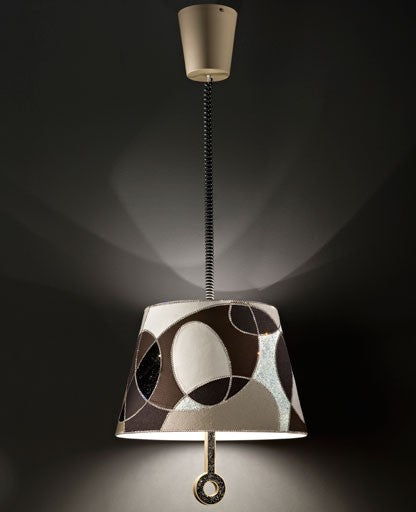 792 Lola Prince Suspension Lamp from ITALAMP | Modern Lighting + Decor