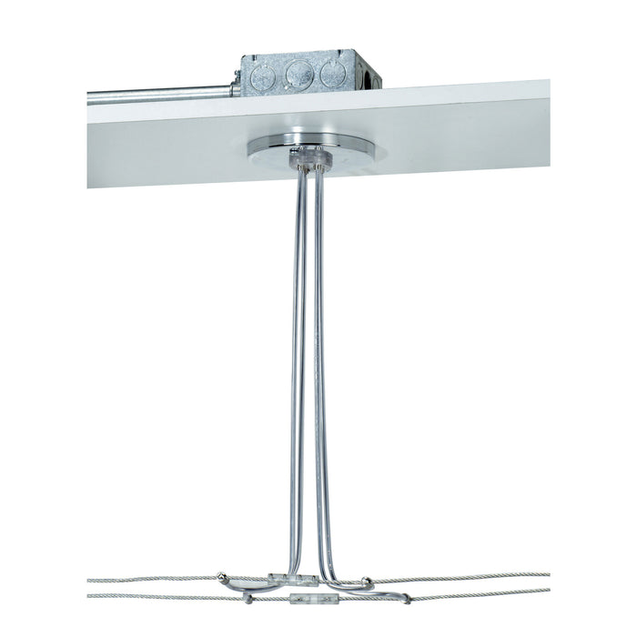 Buy online latest and high quality Kable Lite 4 Inch Dual Feed Round Canopy from Tech Lighting | Modern Lighting + Decor